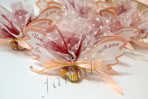 подаръчета за сватба, подаръчета за гостите,сватбени подаръчета